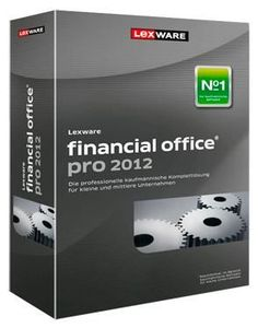 Lexware financial office pro 2012 Windows, Deutsche Version (Article no. 90439677) - Picture #1