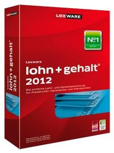 Lexware Lohn+Gehalt 2012 Windows, Deutsche Version (Article no. 90439680) - Picture #1