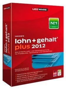 Lexware Lohn+Gehalt plus 2012 Windows, Deutsche Version (Article no. 90439681) - Picture #1