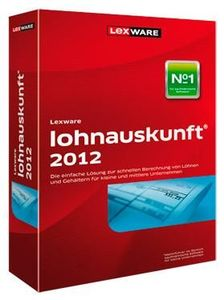 Lexware Lohnauskunft 2012 Windows, Deutsche Version (Article no. 90439685) - Picture #1