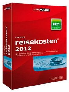 Lexware Reisekosten 2012 Windows, Deutsche Version (Article no. 90439686) - Picture #1