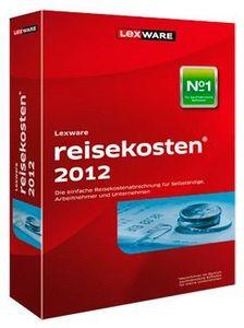 Lexware Reisekosten 2012 Update Windows, Deutsche Version (Article no. 90439687) - Picture #1