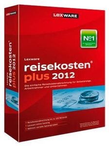 Lexware Reisekosten Plus 2012 Windows, Deutsche Version (Article no. 90439689) - Picture #1