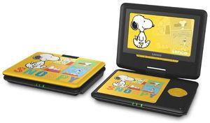 Lenco DVP-7 Snoopy Comics gelb 17.5cm/7