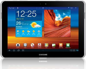 Samsung Galaxy Tab 10.1N 3G 32GB Android weiss  , (Article no. 90440524) - Picture #3