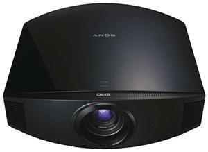 Sony VPL-VW95ES schwarz 3D (Art.-Nr. 90440695) - Bild #1