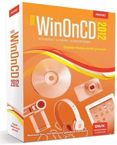 Roxio WinONCD 2012 Standard Deutsche Version (Article no. 90440998) - Picture #1