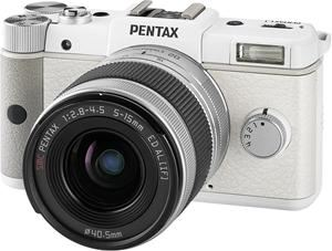 Pentax Q 28-83mm Kit weiss (Article no. 90441476) - Picture #1
