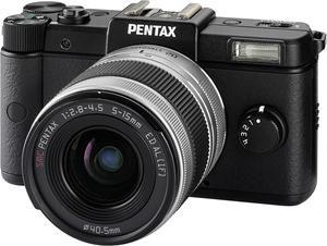 Pentax Q 28-83mm Kit schwarz (Article no. 90441477) - Picture #1