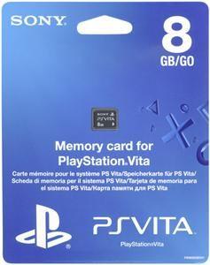 Sony PS Vita Speicherkarte 8GB (Art.-Nr. 90441847) - Bild #1