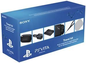 Sony PS Vita Travel Kit (Article no. 90441849) - Picture #1
