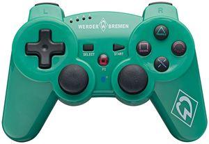 bigben PS3 Controller Werder Bremen Bluetooth, (Art.-Nr. 90441867) - Bild #2