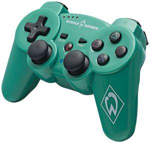 bigben PS3 Controller Werder Bremen Bluetooth, (Art.-Nr. 90441867) - Bild #3