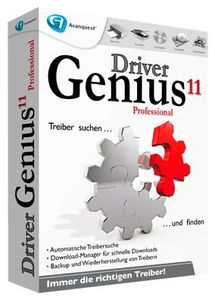 Driver Genius 11 Professional , (Article no. 90441925) - Picture #1
