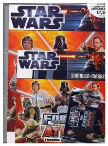 Star Wars - Force Attax Movie-Cards Starter  , (Article no. 90441963) - Picture #1