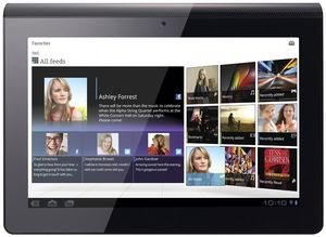 Sony Tablet S WiFi UMTS 16GB Android  , (Article no. 90442022) - Picture #1
