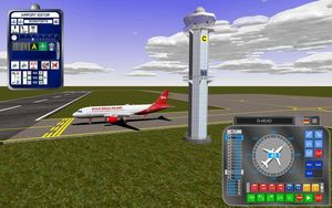 Airport-Tower-Simulator 2012 (item no. 90442263) - Picture #4