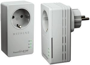 Netgear Powerline AV+ 200 Nano Kit (Article no. 90442384) - Picture #1