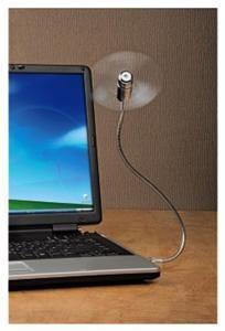 Hama USB-Ventilator Schwanenhals (Article no. 90442443) - Picture #1