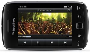 BlackBerry Curve 9380 schwarz (Article no. 90442523) - Picture #3