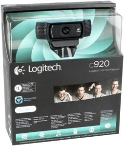 Logitech HD Pro Webcam C920 (Article no. 90442624) - Picture #2