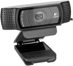 Logitech HD Pro Webcam C920 (Article no. 90442624) - Picture #1