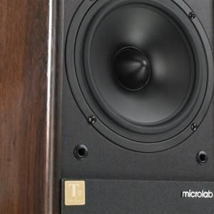 Microlab Solo 6C schwarz/braun (Article no. 90442648) - Picture #2