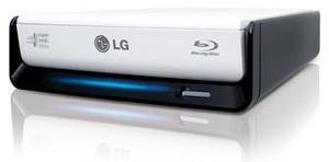 LG BE12LU38 Super Multi blau weiss eSATA/USB2.0, BD-R 12x, BD-R DL 12x, (Art.-Nr. 90442729) - Bild #3