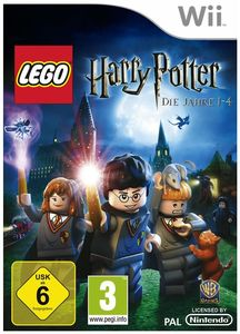 LEGO Harry Potter - Die Jahre 1-4 (Article no. 90443059) - Picture #1