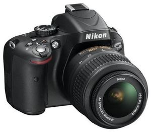 Nikon D5100 AF-S DX 18-55mm II Kit (Article no. 90443108) - Picture #4