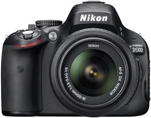 Nikon D5100 AF-S DX 18-55mm II Kit (Article no. 90443108) - Picture #1