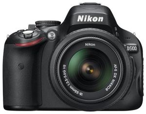 Nikon D5100 AF-S DX 18-55mm II Kit (Article no. 90443108) - Picture #3