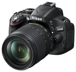 Nikon D5100 AF-S DX 18-55mm II Kit (Article no. 90443108) - Picture #5