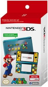 Hori 3DS Mario Protector & Skin Set (item no. 90443223) - Picture #1