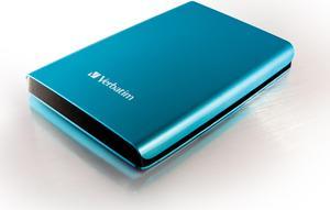 Verbatim Store ´n´ Go USB3.0 500GB blau (Article no. 90443254) - Picture #1