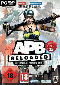 APB Reloaded Special Edition (Article no. 90443440) - Picture #1