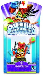 Skylanders Double Trouble (W5.5) (Art.-Nr. 90443877) - Bild #1