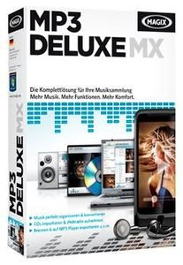 Magix MP3 deluxe MX , (Article no. 90443896) - Picture #1