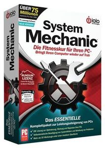 System Mechanic , (Article no. 90443916) - Picture #1