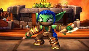 Skylanders Stealth Elf (W2.7) Single Charakter (Article no. 90445302) - Picture #3
