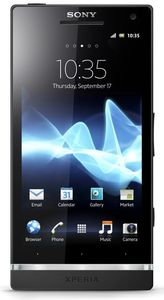 Sony Xperia S 32GB Android schwarz