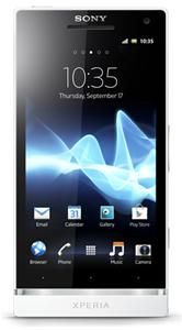 Sony Xperia S 32GB Android weiss (Article no. 90445393) - Picture #1