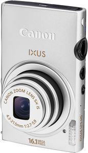 Canon IXUS 125 HS silber (Article no. 90445416) - Picture #2
