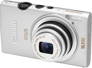 Canon IXUS 125 HS silber (Article no. 90445416) - Picture #3