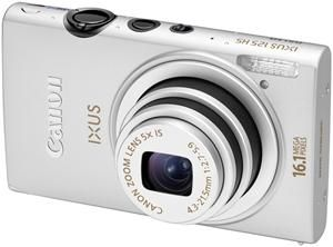 Canon IXUS 125 HS silber (Article no. 90445416) - Picture #5