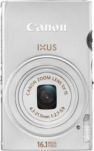 Canon IXUS 125 HS silber (item no. 90445416) - Picture #1