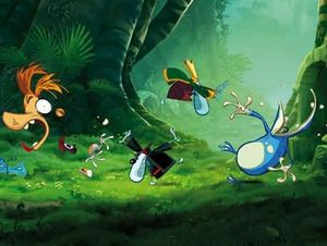Rayman Raving Rabbids + Rayman 3 (Art.-Nr. 90445887) - Bild #4