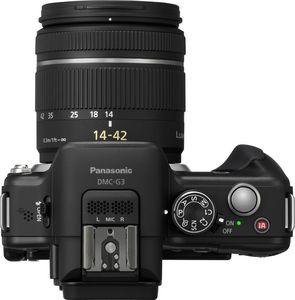 Panasonic Lumix DMC-G3K schwarz inkl. 14-42mm (Article no. 90446369) - Picture #4