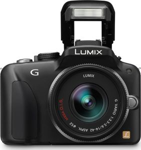Panasonic Lumix DMC-G3K schwarz inkl. 14-42mm (Article no. 90446369) - Picture #3