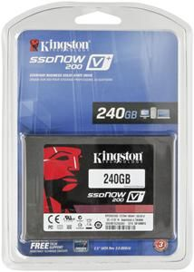 Kingston SSDNow V+200 240GB (Article no. 90446559) - Picture #1